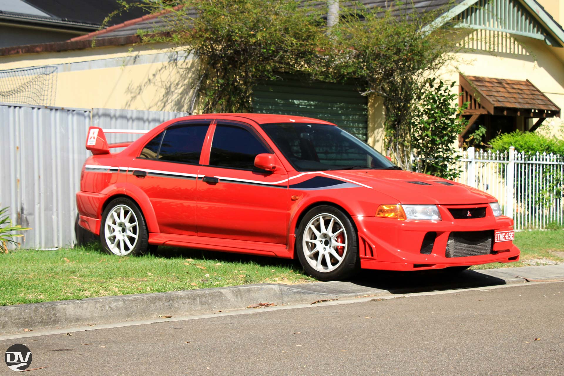 100 Mitsubishi Evo Red How To Identify A 1999 2001